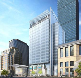 Boston Properties Opens 888 Boylston Street