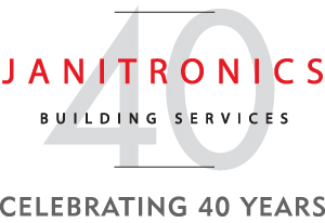 Janitronics Building Services Celebrates our 40th Anniversary