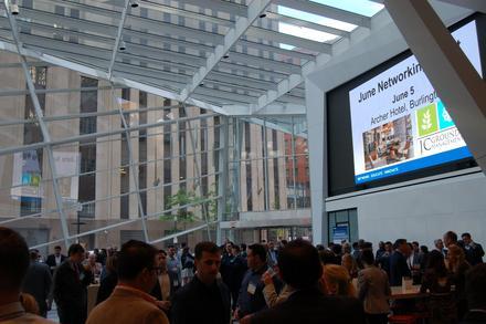 BOMA Boston Celebrates Springfest 2018