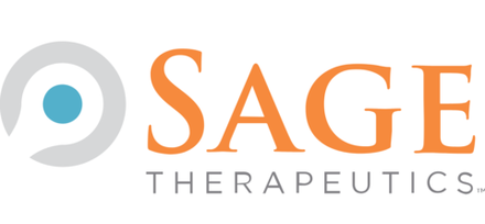 Congratulations to our Client Partner Sage Therapeutics